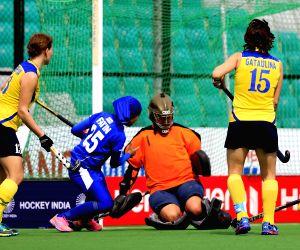 FIH Hockey World League Round 2 (Women) - Malaysia vs Kazakhstan