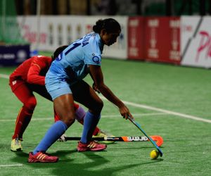 FIH Hockey World League Round 2 (Women) - India vs Thailand