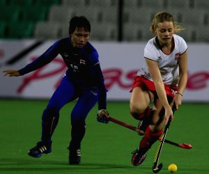 FIH Hockey World League Round 2 (Women) - Poland vs Thailand