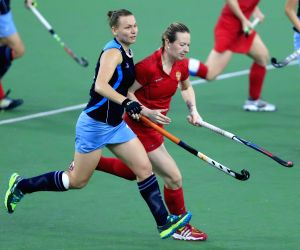 FIH Hockey World League Round 2 (Women) - Russia vs Kazakhstan