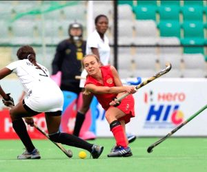 FIH Hockey World League Round 2 (Women) - Russia vs Ghana