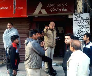 Delhi ATM robbers get a rude shock