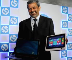 HP launches new products