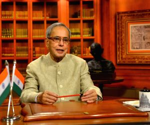 President's address on the eve of Republic Day