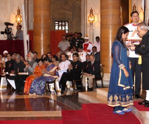 Padma Shri Award ceremony
