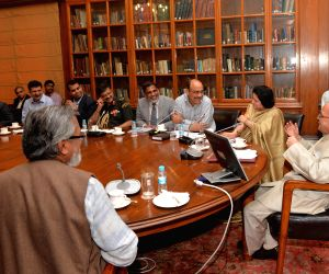 President meets Second Batch of Innovation Scholars