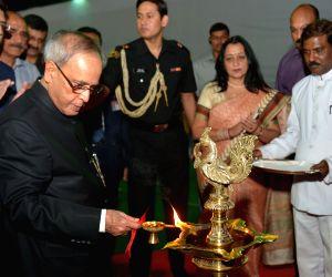 President inaugurates Food Festival
