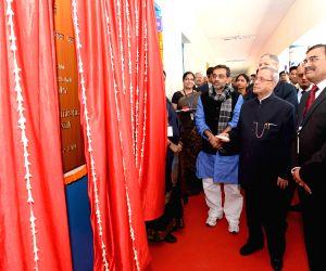 President Mukherjee  inaugurates the Financial Literacy Centre, Financial Library and Financial Awareness Festival in President's Estate