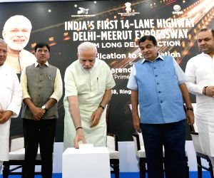 Modi inaugurates first phase of Delhi-Meerut Expressway