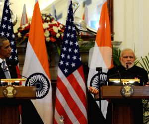 Modi-Obama Joint Press Interaction