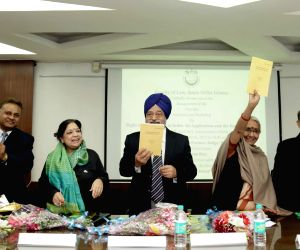 New Delhi:'The Indian Journal Of Law & Public Policy' - launch