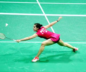 Yonex Sunrise Indian Open Badminton Championship - Carolina Marin vs Ratchanok Intanon