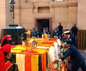 Navy Day celebration at India Gate