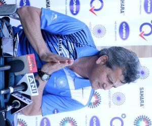 Paul Van Ass' press conference