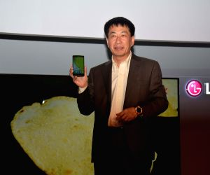 LaG launches curved Smartphone
