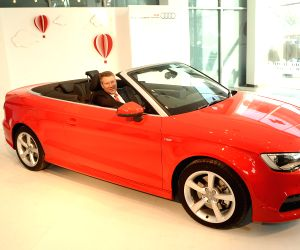 Audi A3 Cabriolet launched