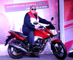 Honda launches Honda CB Unicorn 160
