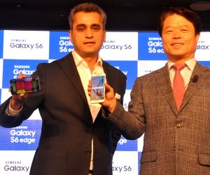 Samsung launches GALAXY S6 and GALAXY S6 edge