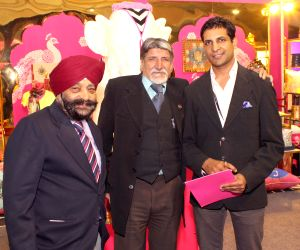 India Design ID 2015  show at NSIC Exhibition