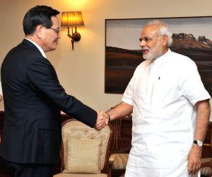South Korean Speaker calls on Modi