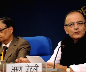 Arun Jaitley's press conference