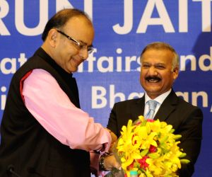 16th D P Kohli Memorial Lecture on 'Economic Challenges for an Aspirational India' - Arun Jaitey
