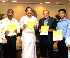 Venkaiah Naidu releases Smart City Blueprint for a Zero Pollution, Sustainable, Smart industrial City
