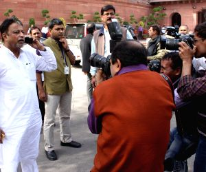 Parliament - Budget Session