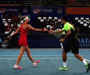 IPTL - Nick Kyrgios and Daniela Hantuchova v/s Nenad Zimonjic and Kristina Mladenovic