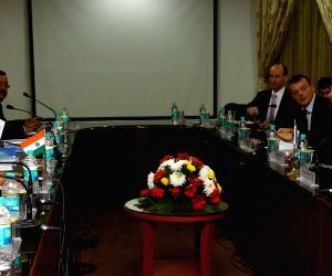 French Defence Minister calls on Manohar Parrikar