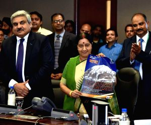 Sushma Swaraj announces Manasarovar Yatra-2015