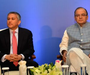 Arun Jaitley at the Citi Investor Summit 'India – Poised for Higher Growth'
