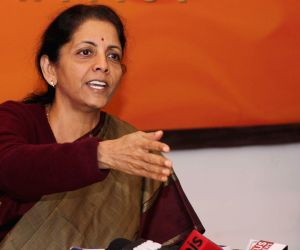 Nirmala Sitharaman's press conference