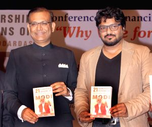 "Book release - ""21 Leadership Lessons of Narendra Modi"""