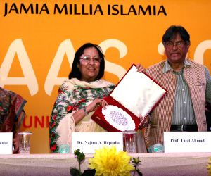 Inauguration of 'MIRAAS-2015' - Jamia Millia Islamia