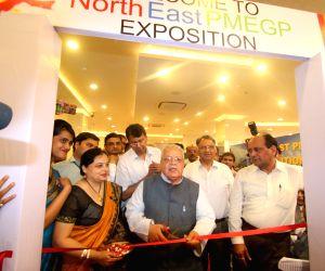 Kalraj Mishra during inauguration of North-East PMEGP Expo