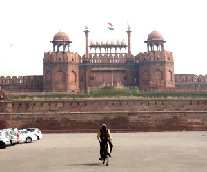 Explosives found in Red Fort
