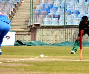 World T20 for the blind - India and Pakistan