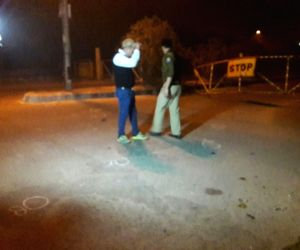 Wanted gangster held in Delhi shootout