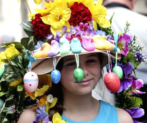 U.S. NEW YORK EASTER PARADE