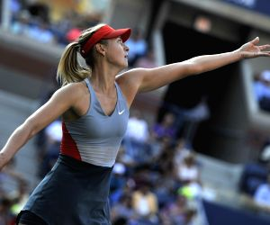 New York: U.S. Open tennis tournament