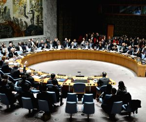 Un Security Council Resolution Vote