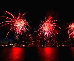 New York: 238th Independence Day of United States
