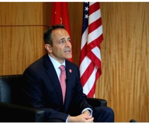 U.S.-NEW YORK-KENTUCKY-GOVERNOR-INTERVIEW