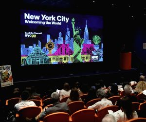 U.S.-NEW YORK-NYC & COMPANY-PRESS CONFERENCE