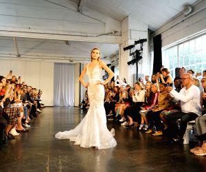 U.S.-NEW YORK-BRIDAL FASHION WEEK-BERTA