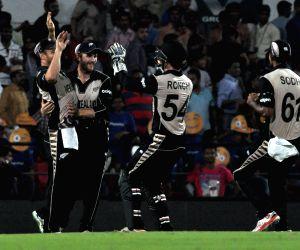 ICC WT20 - India vs New Zealand