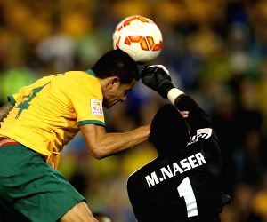 AUSTRALIA NEWCASTLE SOCCER AFC ASIAN CUP SEMIFINAL AUS VS UAE