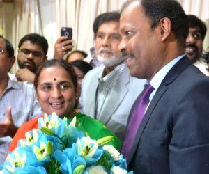 K Ratna Prabha's press conference
