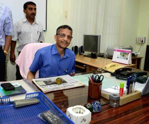 New WB Election Commissioner assumes office